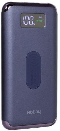 Фото - Внешний аккумулятор Nobby Expert NBE-PB-06-02 (синий) внешний аккумулятор nobby expert nbe pb 10 03 черный
