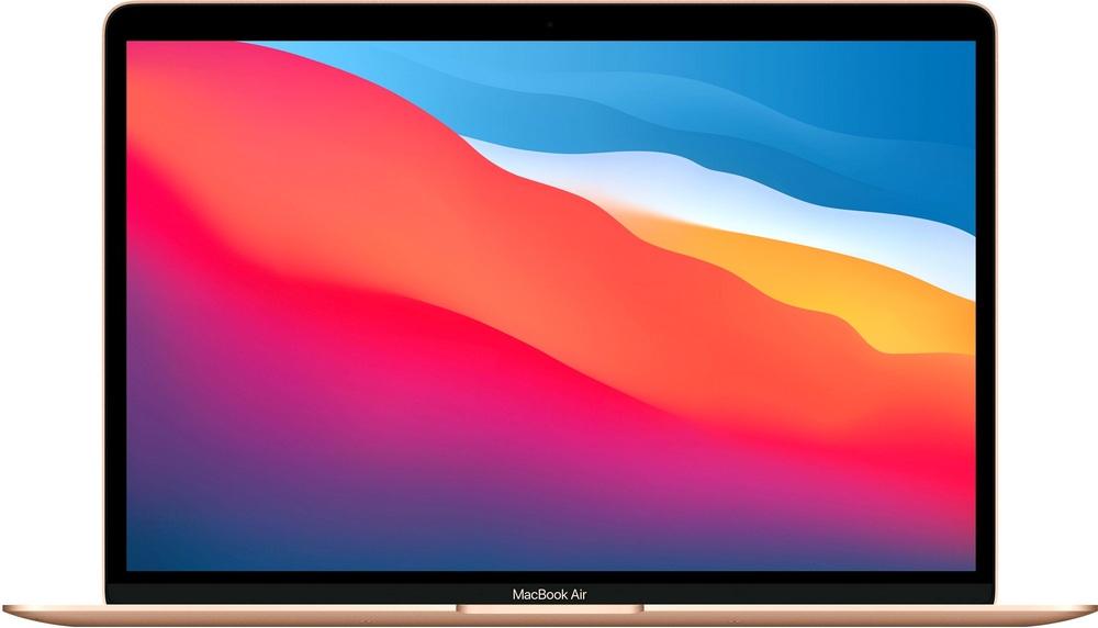 "Apple MacBook Air 13"" Apple M1 7cor, 16 Гб, 512 Гб (золотой)"