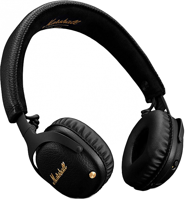 Наушники Marshall Mid A.N.C. Bluetooth (черный)