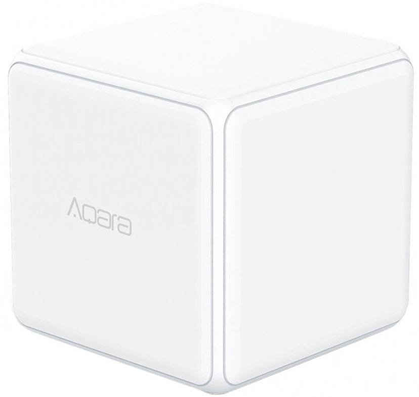 Пульт управления AQARA Куб MFKZQ01LM Контроллер Xiaomi Aqara Cube Smart Home Controller (MFKZQ01LM) фото
