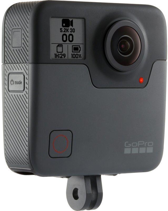 Фото - Экшн-камера GoPro Fusion 360 полное очищение организма