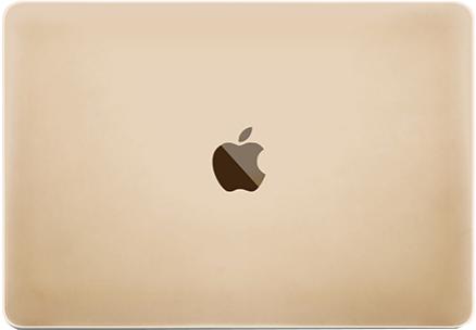 Клип-кейс VLP Plastic Case для Apple MacBook Pro 15 Touch Bar (белый) фото
