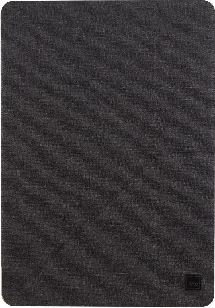 Чехол Uniq Yorker Kanvas для Apple iPad Pro 10.5 (черный)