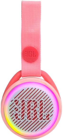 Портативная колонка JBL JR POP (розовый) колонка jbl jr pop pink
