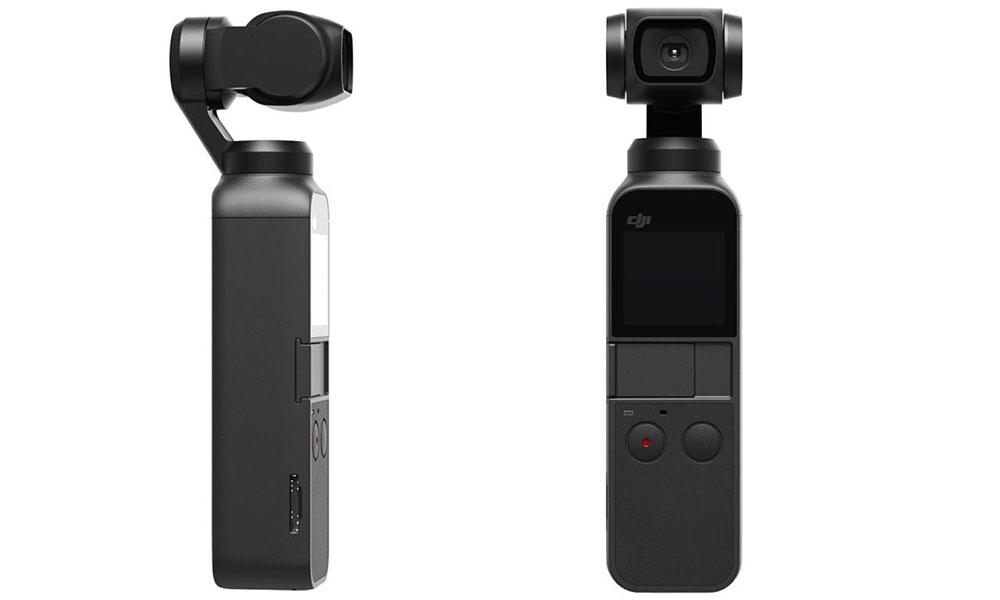 Фото - Камера со стабилизатором DJI OSMO Pocket видео