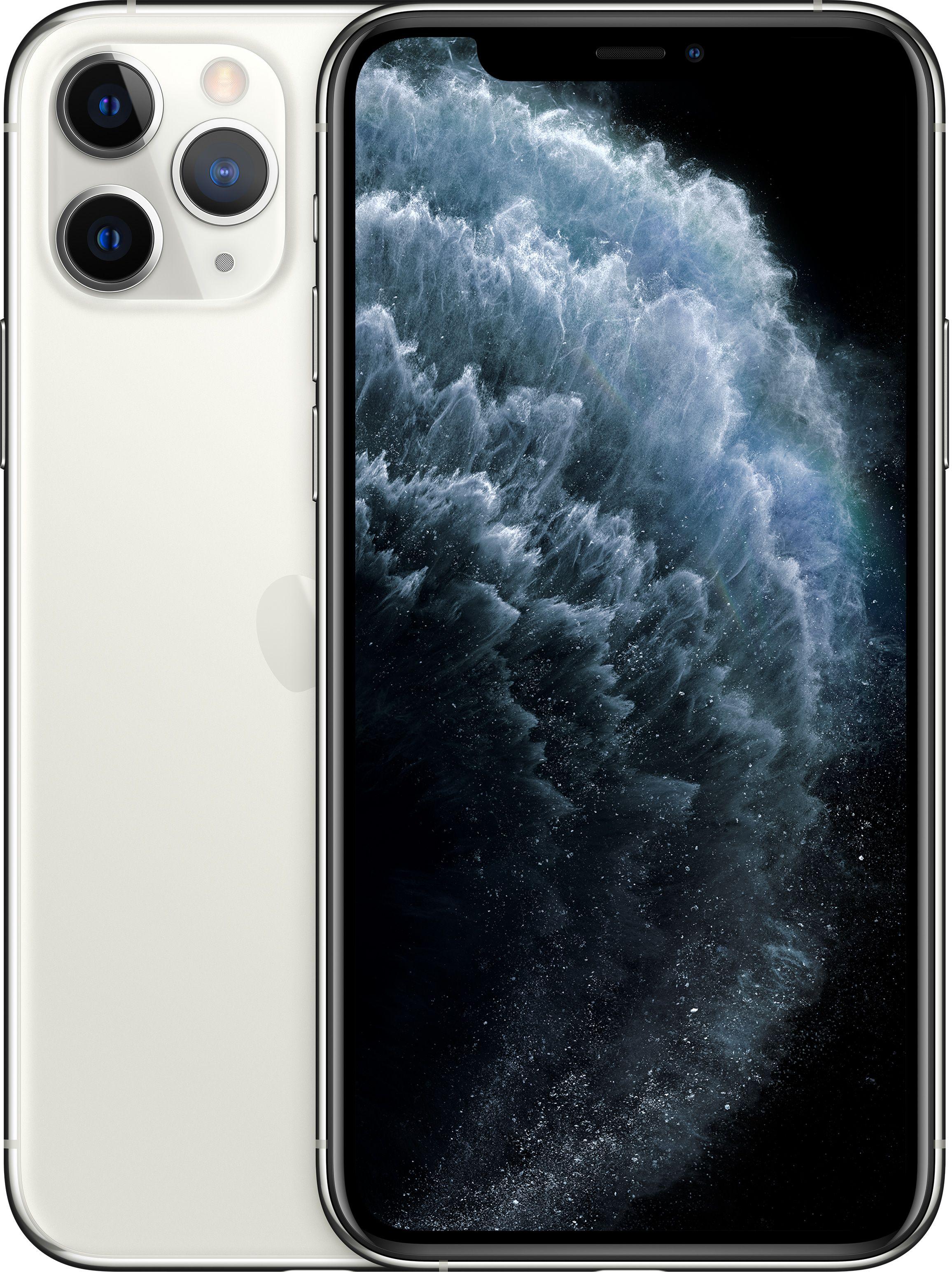 Мобильный телефон Apple iPhone 11 Pro 512GB (серебристый) фото