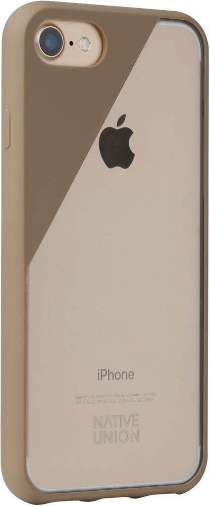Клип-кейс Native Union CLIC CRYSTAL для Apple iPhone 7/8 (бежевый) фото