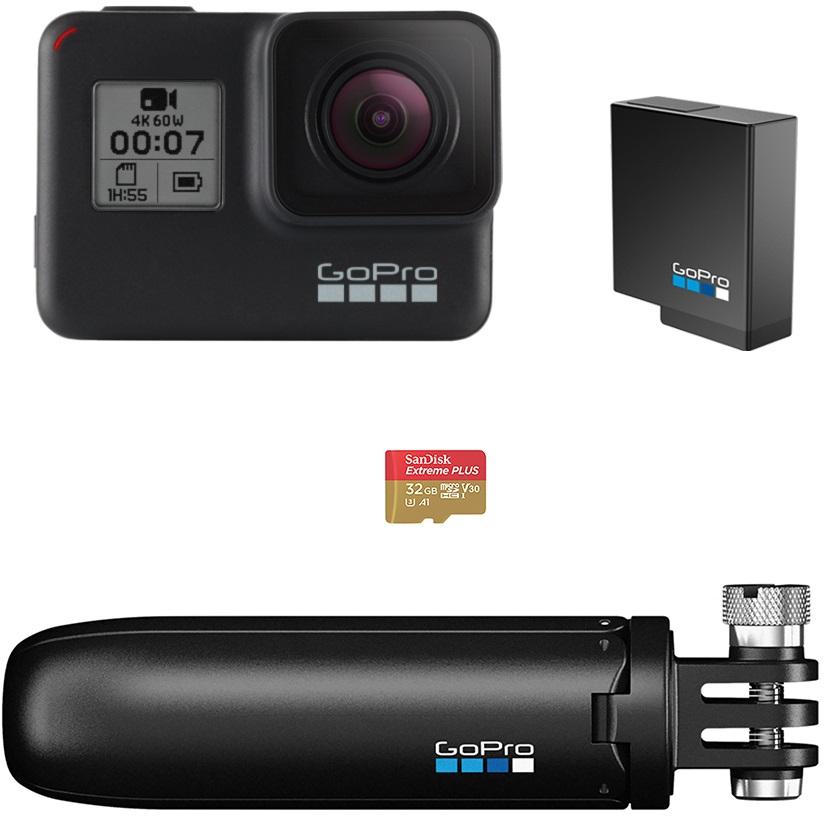 Фото - Экшн-камера GoPro HERO7 Bk Special Bundle CHDRB-701 readtrepreneur publishing summary bundle discipline