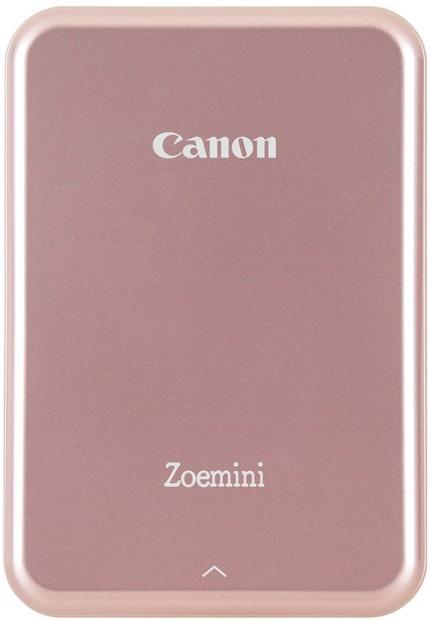 Фото - Карманный фотопринтер Canon Zoemini (розовое золото) фотопринтер