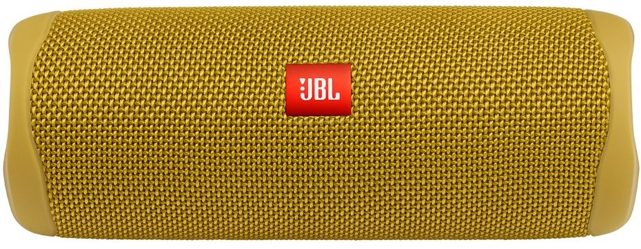 Портативная колонка JBL Flip 5 (желтый)