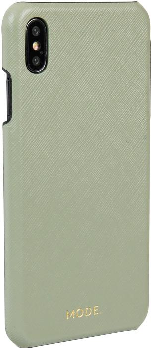 Клип-кейс DBramante1928 MODE London для Apple iPhone X/XS (оливковый) клип кейс guess iridescent для apple iphone x золотистый