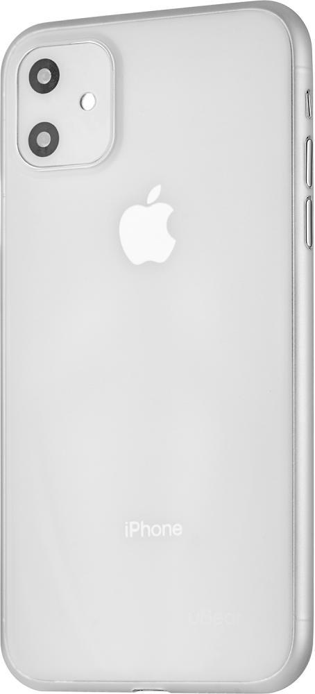Клип-кейс uBear дляApple iPhone 11 (полупрозрачный) фото