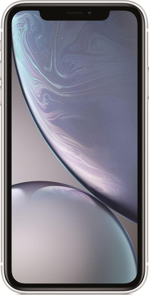 Мобильный телефон Apple iPhone XR 128GB (белый) фото