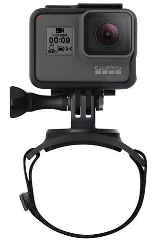 Крепление на руку GoPro Hand + Wrist Strap (AHWBM-002) Hand + Wrist Strap (AHWBM-002) (черный) фото