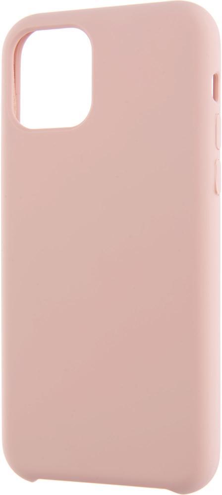 Клип-кейс InterStep Soft TouchдляApple iPhone 11 Pro (розовый) фото