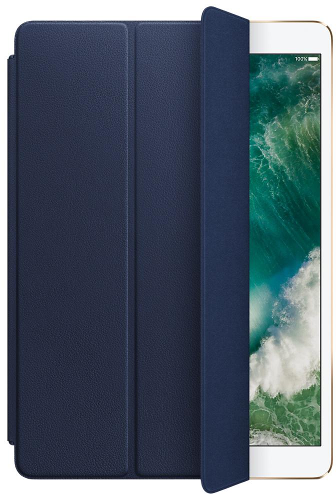 Обложка Обложка Apple Smart Cover для iPad Pro 10.5 (темно-синий)