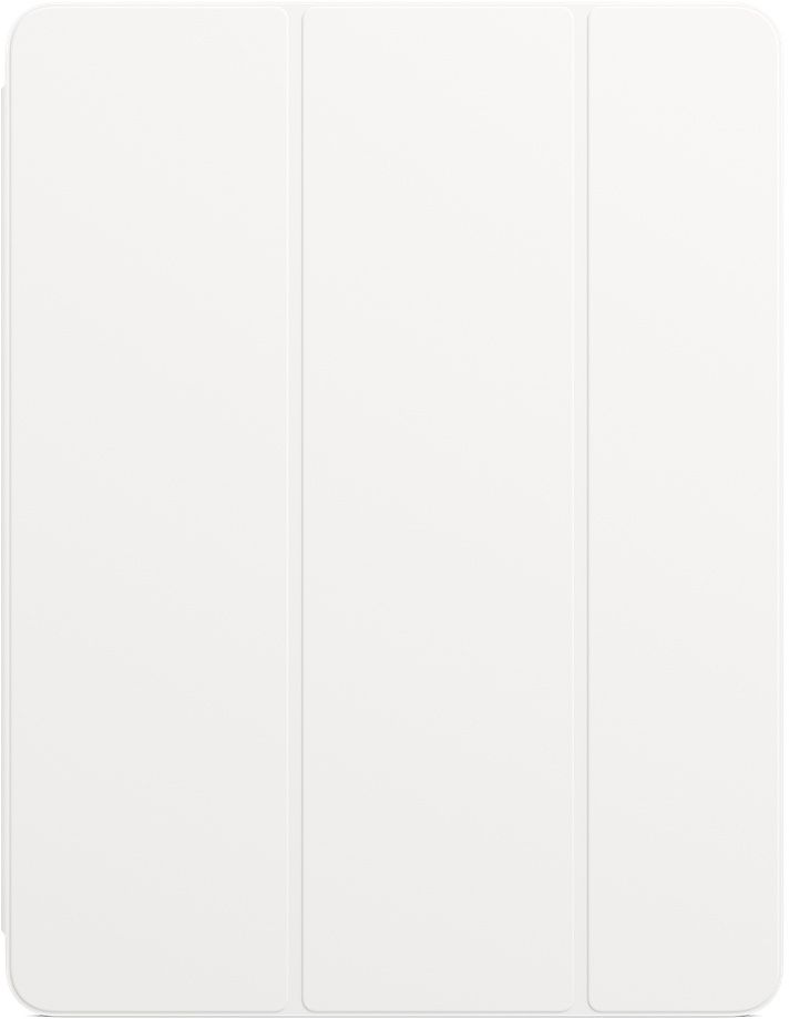 Обложка Apple Smart Folio для iPad Pro 12.9 (2020) (белый)