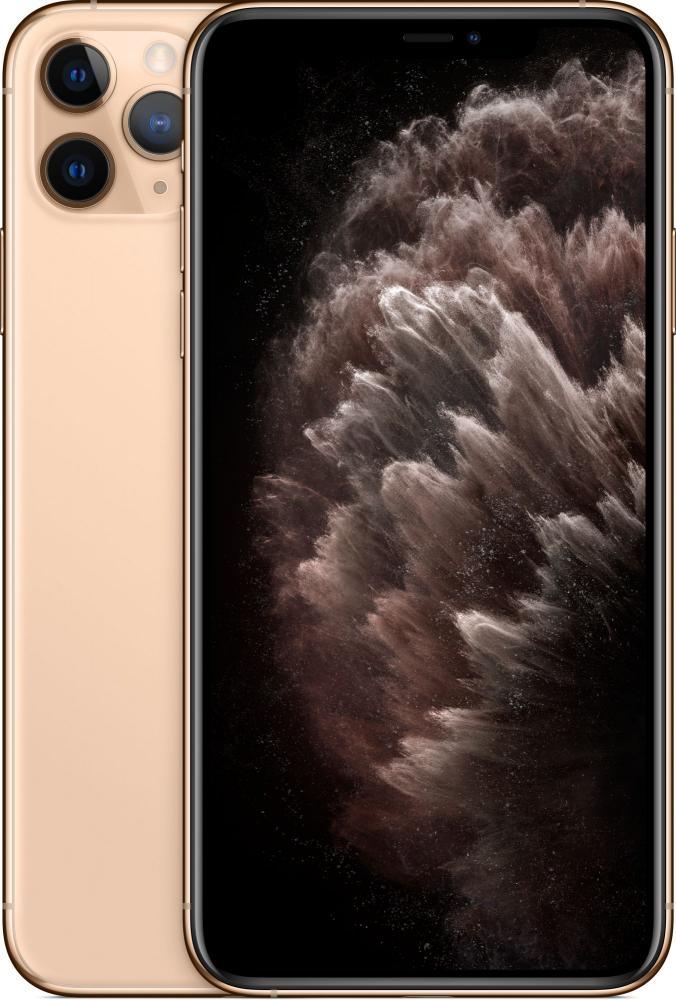 Мобильный телефон Apple iPhone 11 Pro Max 64GB (золотой) фото
