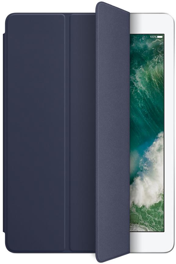 Обложка Apple Smart Cover для iPad Air 2, iPad Air (1-го поколения), iPad (6-го поколения), iPad (5-го поколения) (темно-синий) фото