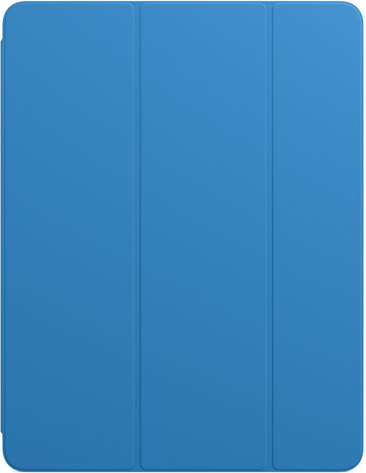 Обложка Apple Smart Folio для iPad Pro 12,9 дюйма (4-го поколения), iPad Pro 12,9 дюйма (3-го поколения) (синяя волна) фото