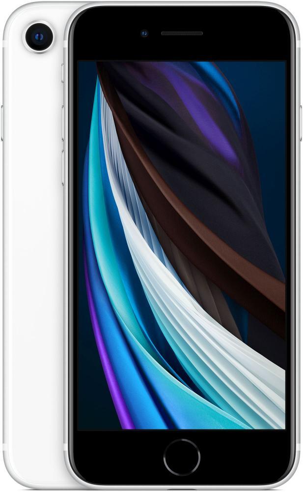 Мобильный телефон Apple iPhone SE 2020 256GB (белый) фото