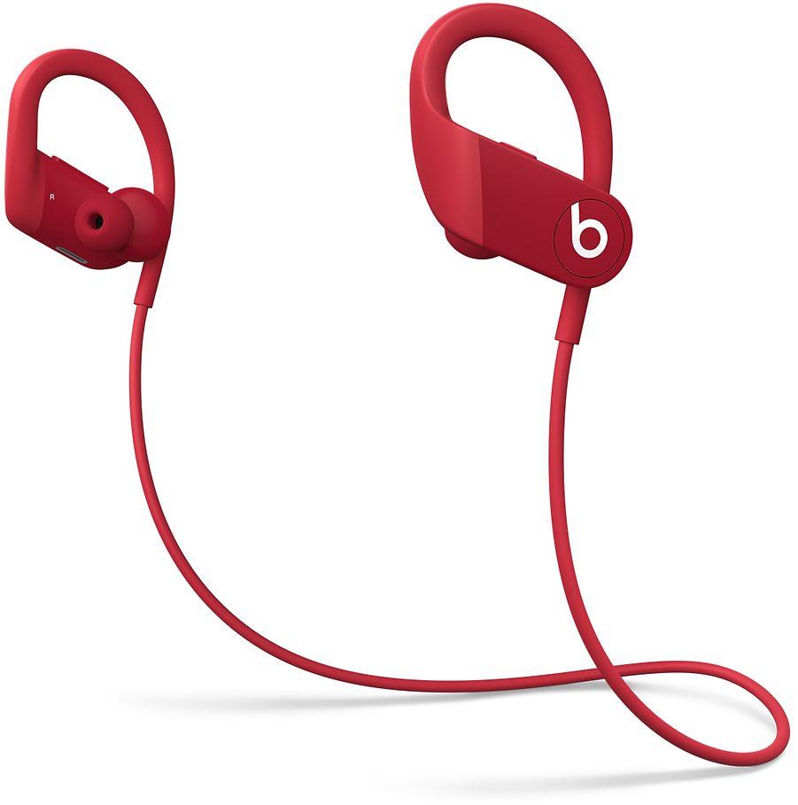Наушники Beats Powerbeats High-Performance (красный) фото
