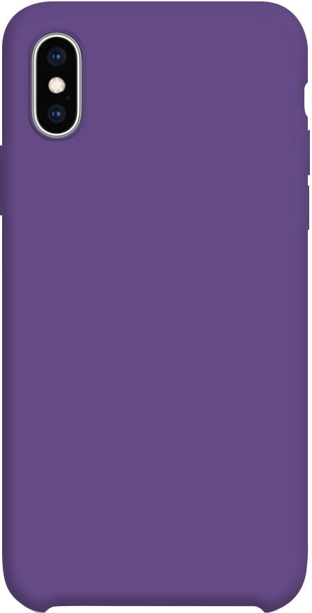 Клип-кейс Gresso Smart для Apple iPhone XS (фиолетовый)