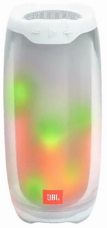 Портативная колонка JBL Pulse 4 (белый)