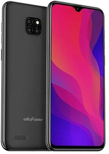 Мобильный телефон Ulefone S11 (черный)