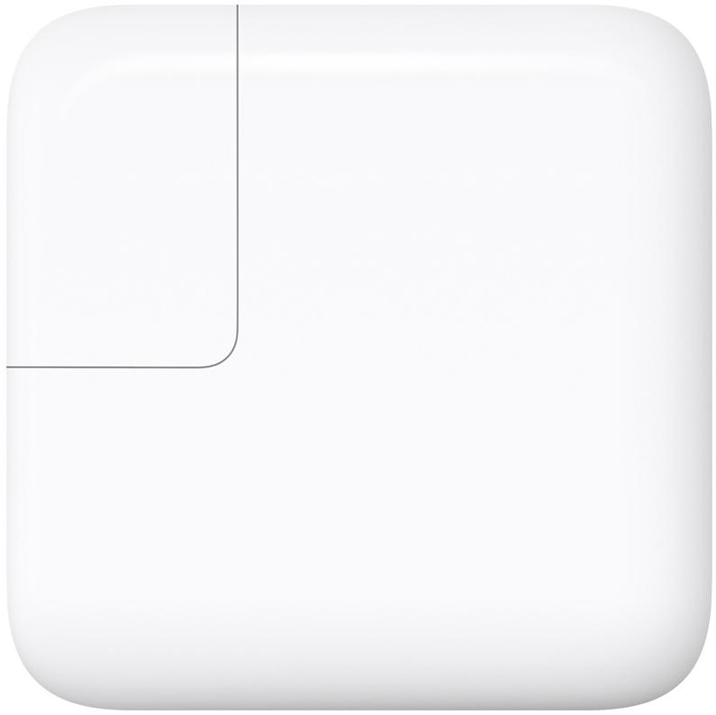 Адаптер питания Apple USB-C мощностью 29 Вт (белый) фото