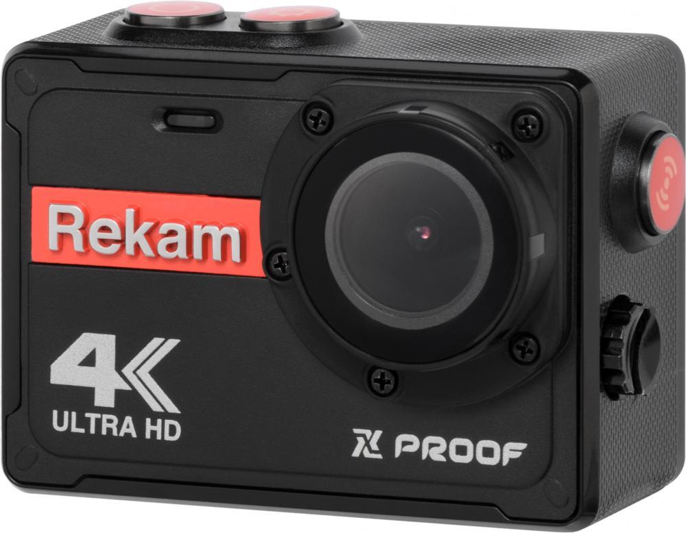 Экшн-камера Rekam EX640 (черный) фото