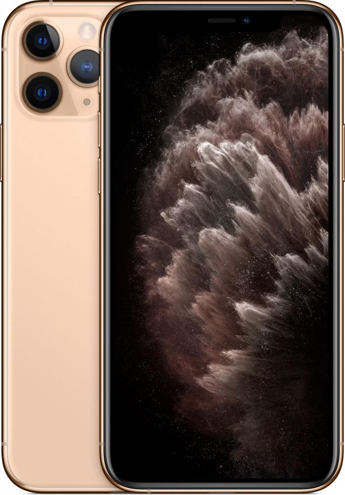 Мобильный телефон Apple iPhone 11 Pro 512GB (золотой) фото