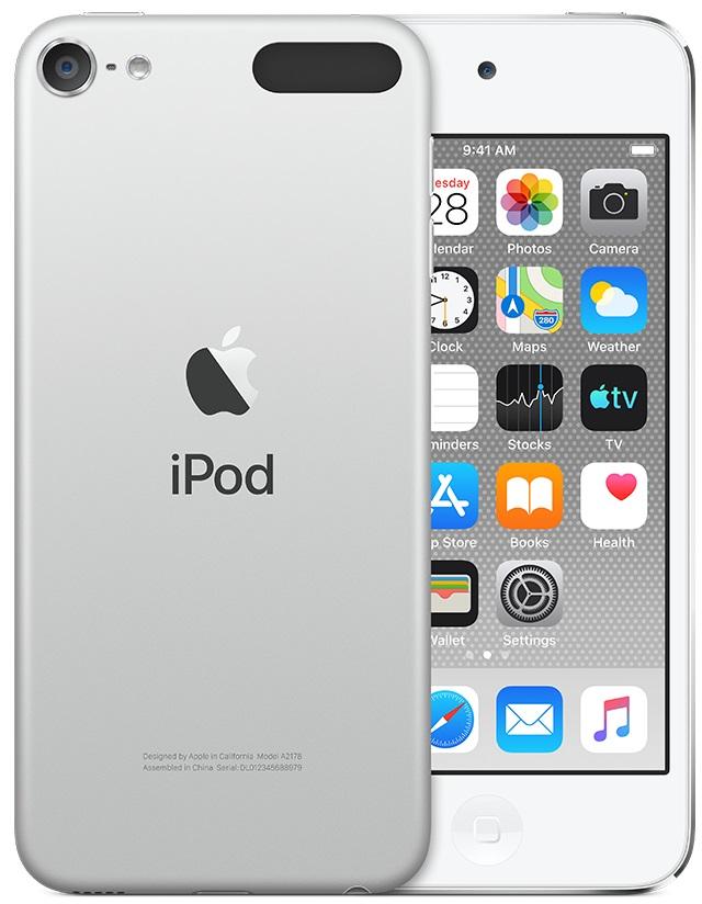 Фото - Плеер Apple iPod touch 256Gb (2019) (серебристый) регина опус песни драконов