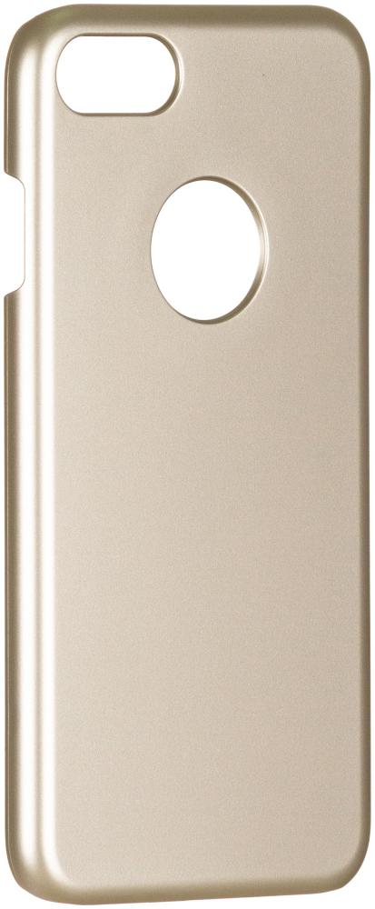 Клип-кейс iCover Rubber для Apple iPhone 7/8 (золотистый) фото