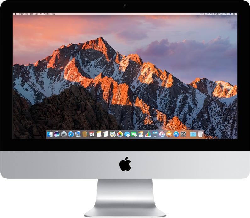 "Моноблок Apple iMac 21.5"" Core i5 2.3 ГГц, 8 ГБ, 1 ТБ, Intel Iris Plus 640 (серебристый) iMac 21.5"" Core i5 2.3 ГГц, 8 ГБ, 1 ТБ, Intel Iris Plus 640 (серебристый) фото"