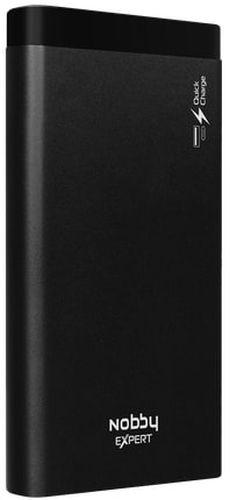 Внешний аккумулятор Nobby Expert NBE-PB-10-05 (черный) аккумулятор nobby expert nbe pb 10 10 черный
