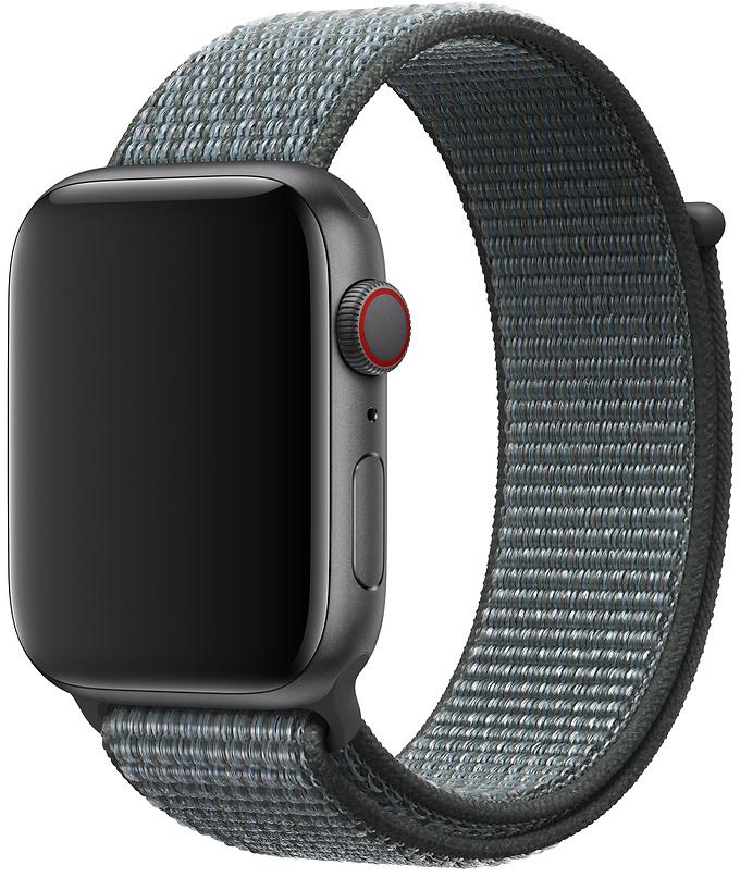 Ремешок Apple Sport Nylon Band для Watch 44 мм (грозовое небо) фото