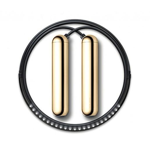 Умная скакалка Tangram Smart Rope размер S (золотистый) фото