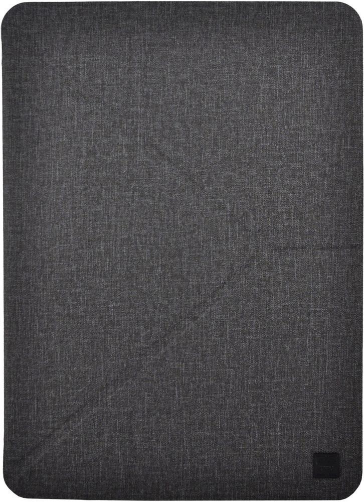 Чехол-книжка Uniq Yorker Kanvas для Apple iPad Pro 11 2018 (черный) фото