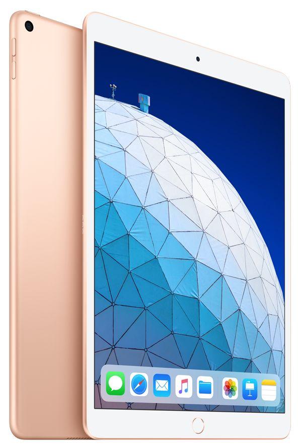 "Планшет Apple iPad Air 256Gb Wi-Fi 2019 (золотой) iPad Air 256Gb Wi-Fi 2019 (10.5""/2224х1668/WIFI/iPad OS) фото"