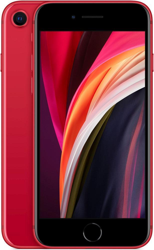 Мобильный телефон Apple iPhone SE 2020 64GB ((PRODUCT) RED™) фото