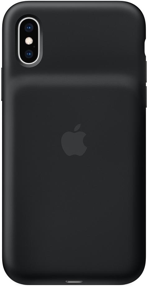 Чехол-аккумулятор Apple Smart Battery Case для iPhone XS (черный)