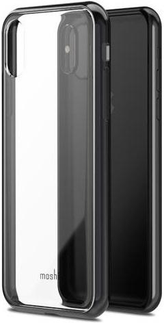 Клип-кейс Moshi Vitros для iPhone X (черный)