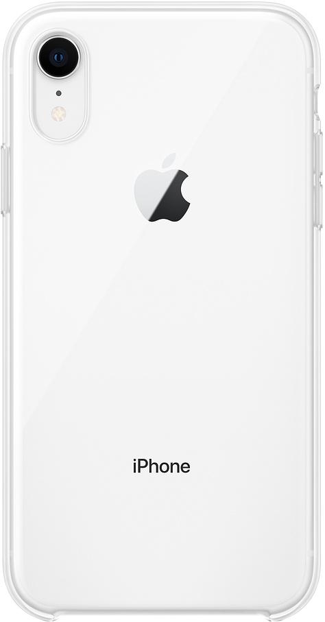 Клип-кейс Apple Clear Case для iPhone XR (прозрачный) фото