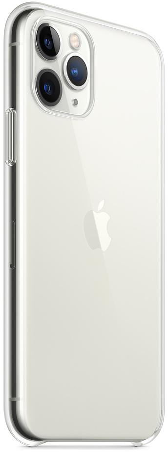 Клип-кейс Apple Clear для iPhone 11 Pro (прозрачный) фото