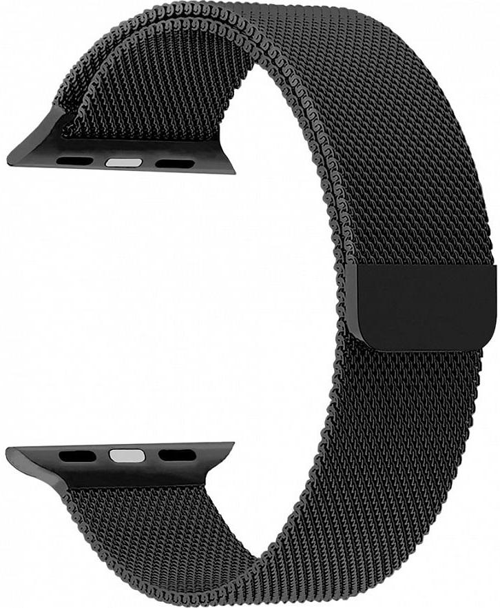 Ремешок Lyambda Capella для Apple Watch (DS-APM02-40-BK) (черный)