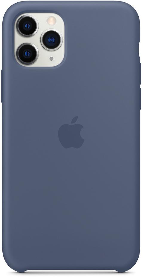 Клип-кейс Apple Silicone для iPhone 11 Pro (морской лёд) фото