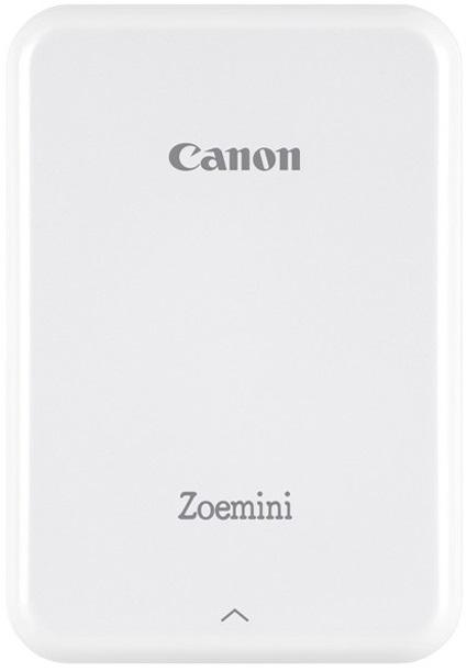 Фото - Карманный фотопринтер Canon Zoemini (белый) отсутствует кот петух и лиса