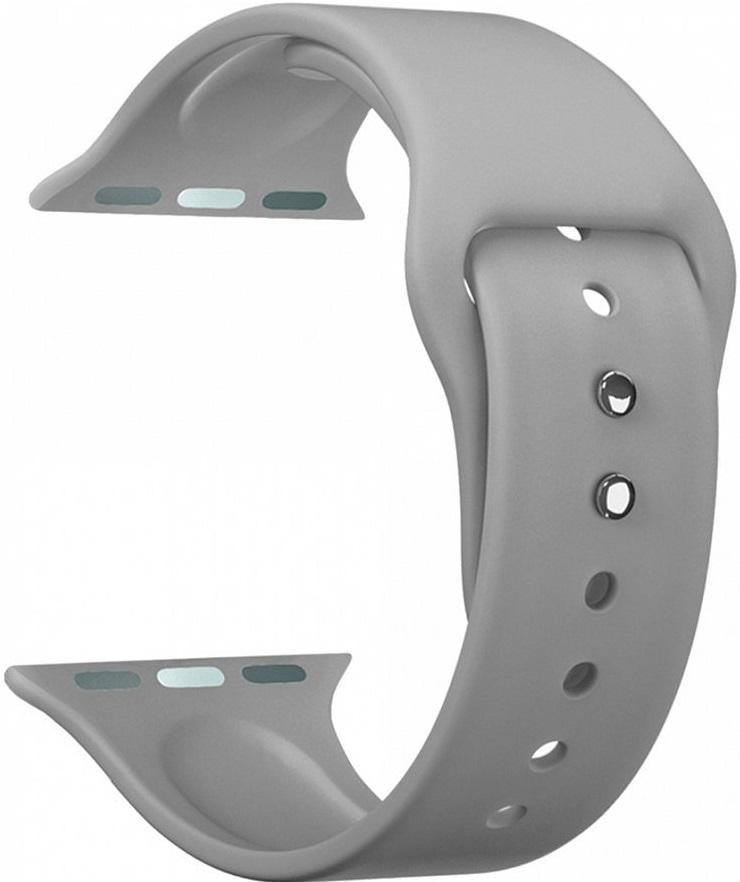 Ремешок Lyambda Altair для Apple Watch (DS-APS08-44-GR), 42/44mm (серый) фото