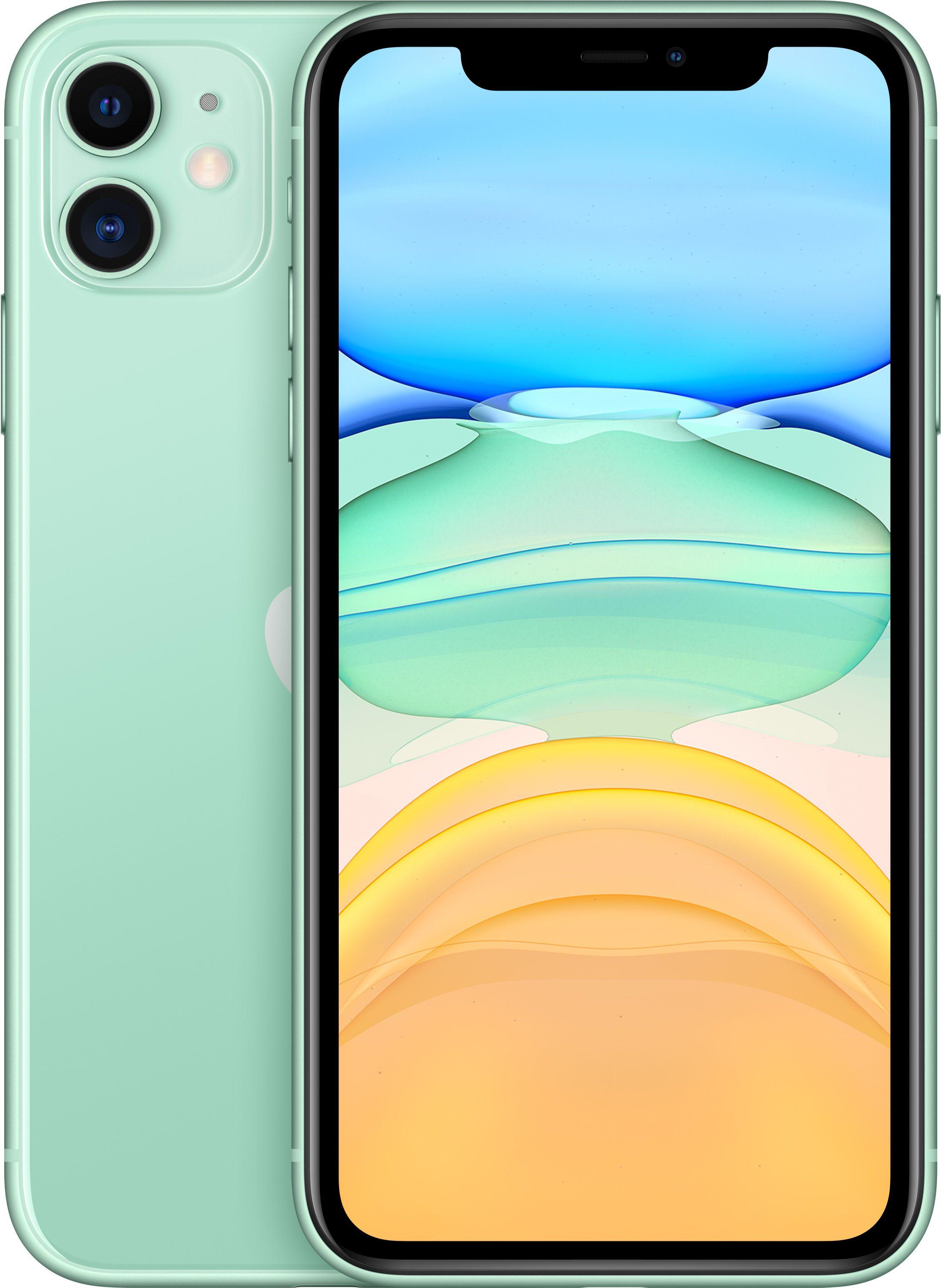 Мобильный телефон Apple iPhone 11 256GB (зеленый) фото